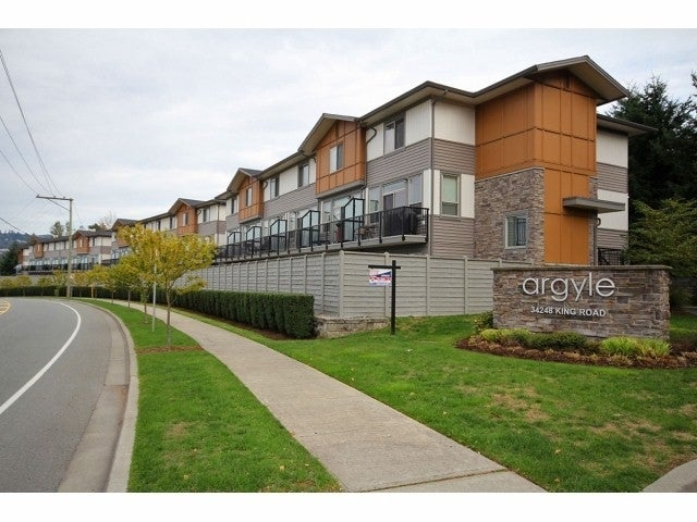 The Argyle - Townhomes    --   34248 King Rd, v2s 0b1 - Abbotsford/Poplar #1