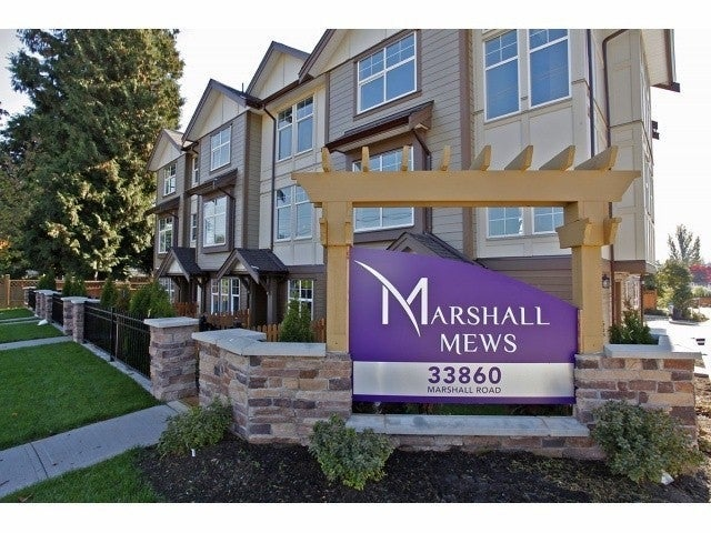 Marshall Mews - Townhomes - Rentals OK   --   33860 MARSHALL RD - Abbotsford/Central Abbotsford #1